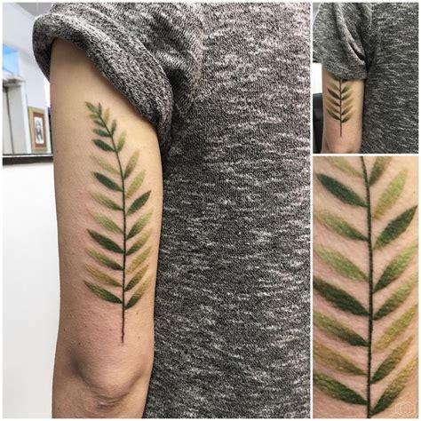 tattoo on shoulder healing the 25 best fern tattoo ideas on pinterest tattoo