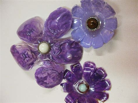 crafts with plastic bottles for recycle flower craft with plastic bottle creative