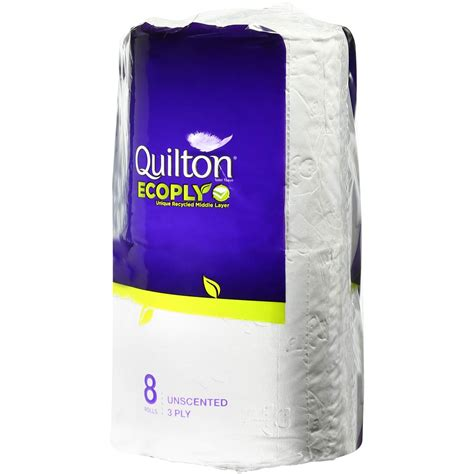 What Gift Cards Does Woolworths Sell - quilton ecoply toilet tissue white 3ply 8pk woolworths