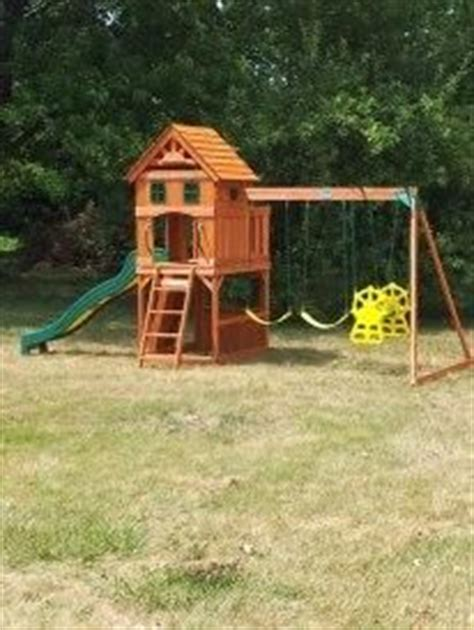 adventure play sets atlantis cedar wooden swing set 1000 images about the great outdoors on pinterest