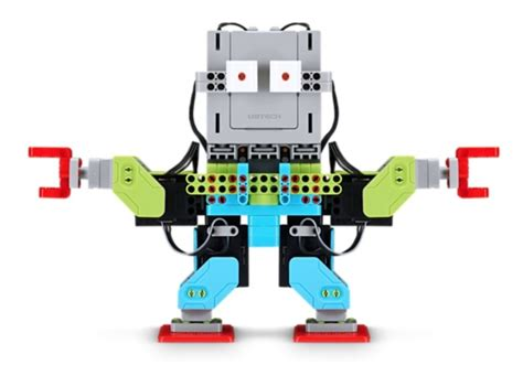 the ubtech jimu robots builderã s guide how interactive toys that take learning to the next level
