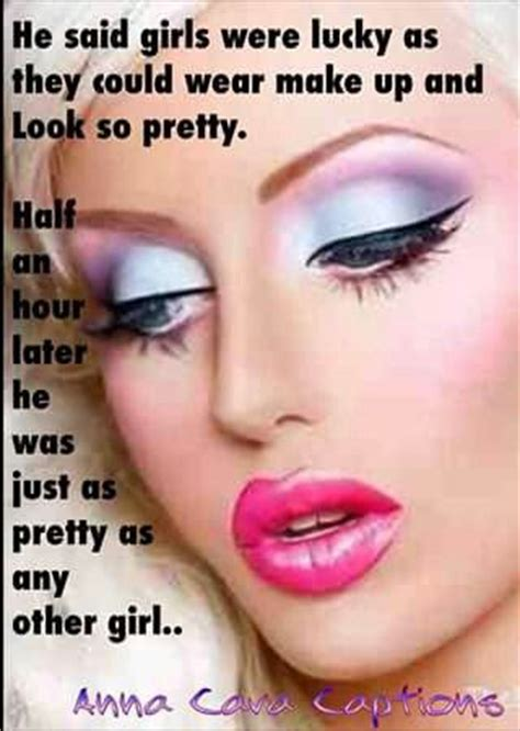 feminizing men with permanent makeup stories hnczcywcom models the hope and cas on pinterest