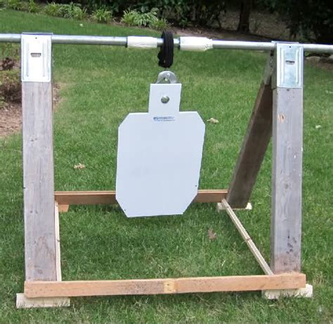 diy steel target stand diy ultra portable cheap steel target stand page 2