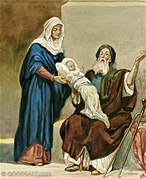 Baby Bible Stories Alkitab Kecil yesus dipersembahkan di bait allah sang sabda