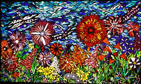 mosaic images mosaic flower garden marvelous mosaic 300 marvelous
