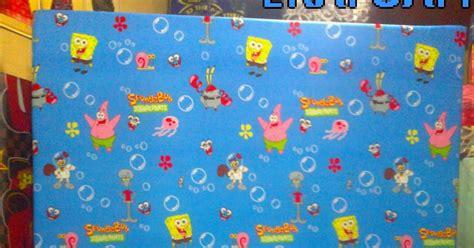Kasur Spongebob Dewasa kasur inoac spongebob biru 22 10 2014 agen resmi kasur