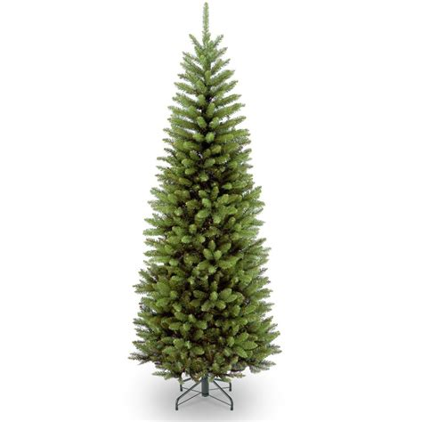 national tree company 6 ft kingswood fir pencil tree kw7