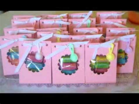 Baby Shower Favors Ideas To Make At Home by Diy Baby Shower Favor Decorations To Make Yourself
