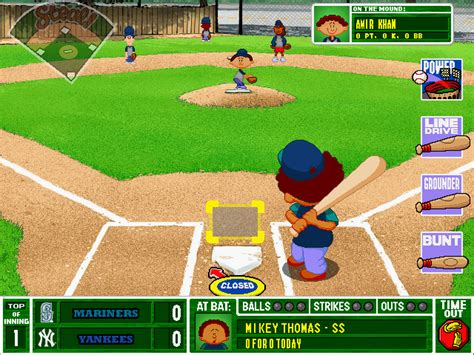 backyard baseball 2001 backyard baseball 2001 screenshots for windows mobygames