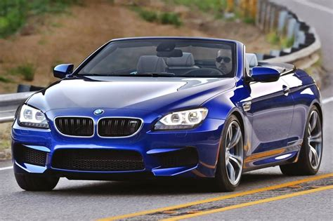 bmw m6 convertible 2016 bmw m6 convertible pricing features edmunds