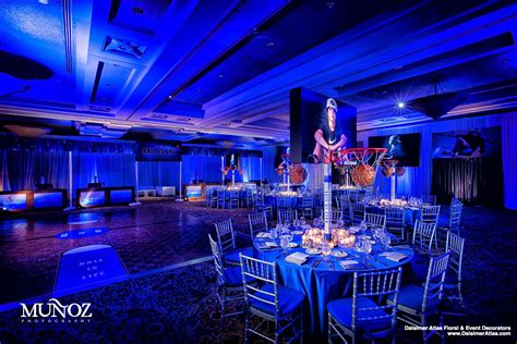 new themes for events sammy woodfield country club boca raton dalsimer