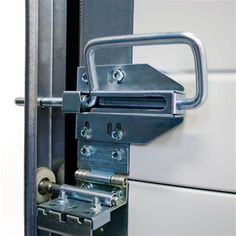 verrou manuel pour porte de garage sectionnelle porte sectionnelle