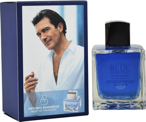 Parfum Antonio Banderas Blue buy antonio banderas blue edt 100 ml in