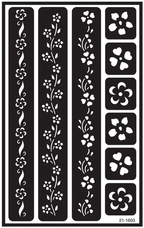 glass etching templates for free etching stencils n reusable glass
