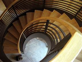 Circle Stairs by Make A Statement With Spiral Stairs