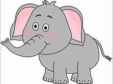 Cute Elephant Clip Art - Cute Elephant Image Elephant Printable Clipart