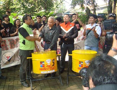 Plakat Cibinong by 2nd Anniversary Yvc Bogor Yamaha Vixion Club Bogor