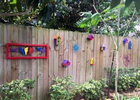 cool fence ideas for backyard 33 creative garden fencing ideas ultimate home ideas