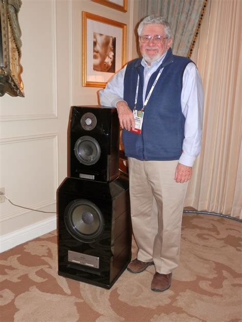 Ushers One Stand by Ces 2014 Loudspeakers 15 000 Part 4 Hi Fi