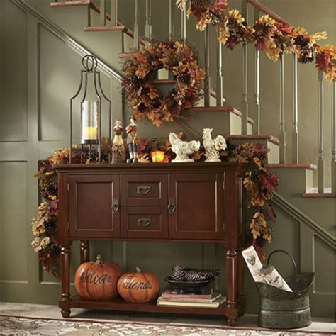 Easy Way To Decorate Home fall decorating ideas for your front porch and entryway