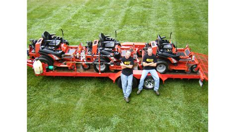 cox brothers lawn in herrin illinois loves ferris mowers