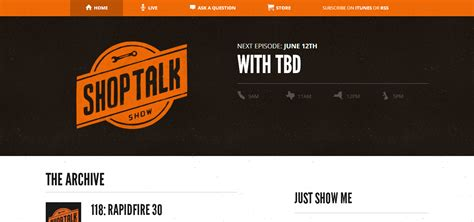 Best Web Design Podcasts For Designers And Developers Free Podcast Website Template