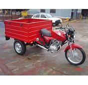 Triciclo De Carroceria Aberta Baixa  Triciclos Katuny