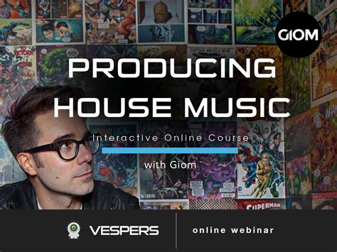 house music sle producing house music in live 9 vespers ca