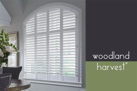 Dining Room Window Valances plantation shutters arched window shutters lafayette