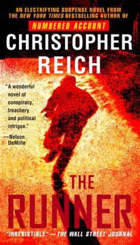 the runner by christopher reich reviews discussion