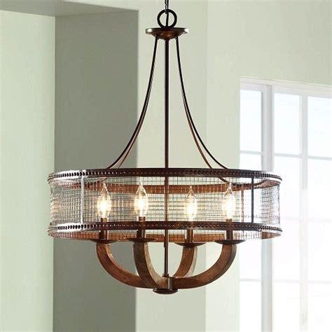 amazing bronze dining room light