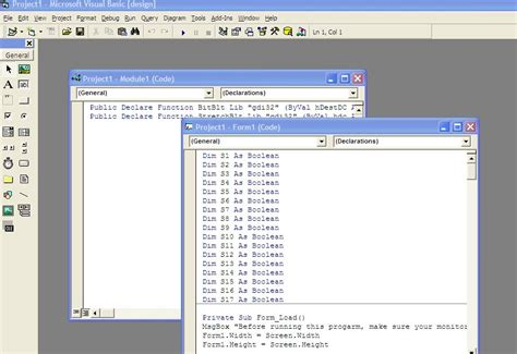basic programming tutorial visual basic visual basic source code bitblt game programming tutorial