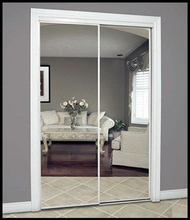 Cost Of Mirrored Closet Doors by 25 Best Ideas About Mirror Closet Doors On