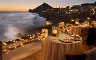 romantic table settings romantic table setting by the ocean wallpaper 16477