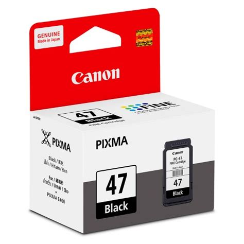 Tinta Canon Cartridge Pg 745 Tinta Black Original Dealer Resmi Can genuine canon pg 47 black ink cartr end 8 18 2017 12 00 am
