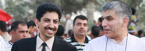 Release Letter Bahrain Bahrain Appeal To Release Nabeel Rajab And Abdulhadi Al Khawaja And Concern Their