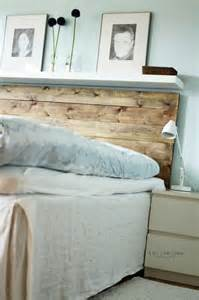 Diy Headboard Wood Diy Headboard Ideas For The Home