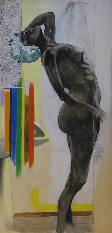 donna sotto la doccia donna sotto la doccia fondazione credito valdinievole