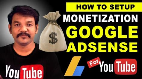 google adsense tutorial in tamil how to set up google adsense account for youtube in tamil