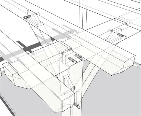 timber frame design details 12x12 timber frame pergola plan timber frame hq