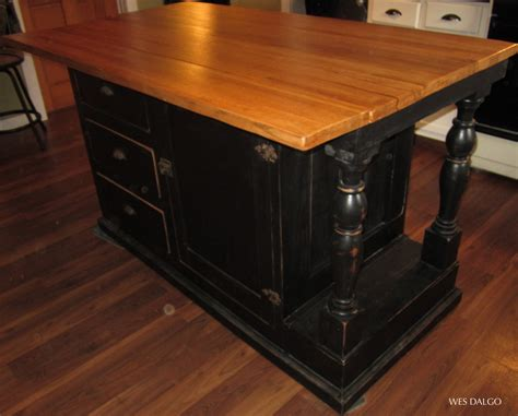 Black Kitchen Island Kitchen Island Quicua