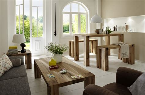 wohnzimmermöbel massivholz tische wohnzimmer massivholz die besten ideen zu esstisch
