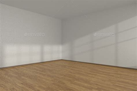 room corner white empty room corner with parquet floor stock photo by