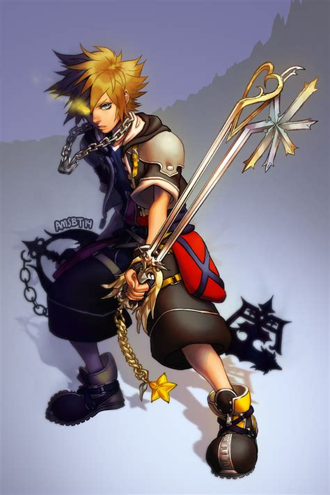 doodle a of light in the kingdom of darkness anti sora by amsbt on deviantart