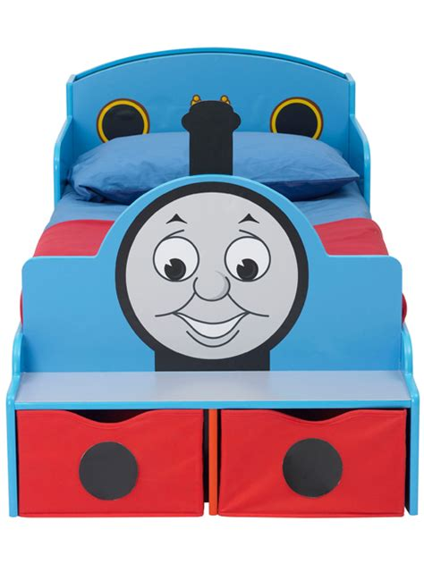 Thomas The Tank Engine And Friends Feature Toddler Bed The Tank Engine Bed