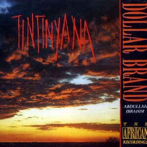 shrimp boat discogs dollar brand abdullah ibrahim tintinyana cd uk 1988