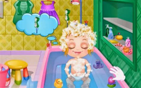 free kids games baby hazel maintains bathroom hygiene