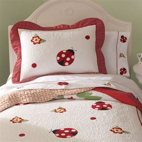 ladybug comforter lady bug yard sheet set