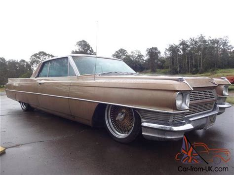 1964 cadillac lowrider 1964 cadillac coupe low rider rat rod air bagged wire