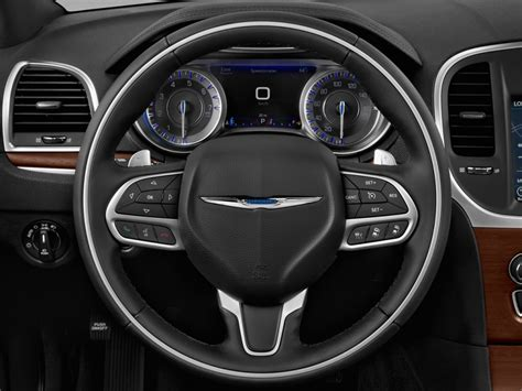 chrysler steering wheel image 2017 chrysler 300 300c platinum rwd steering wheel